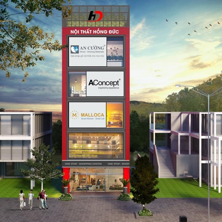Trung Tâm Nội Thất Hồng Đức - One Stop Shopping Center cung cấp các giải pháp cho ngành vật liệu, thiết bị, nội thất và phụ kiện hàng đầu tại Thanh Hóa.